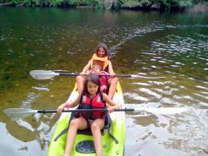 Multiaventuras Rías Baixas. Actividades acuáticas en el Río Lérez- Ecoparque Atalaia