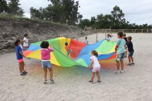 Gincanas  y juegos  con Aventura Rias Baixas